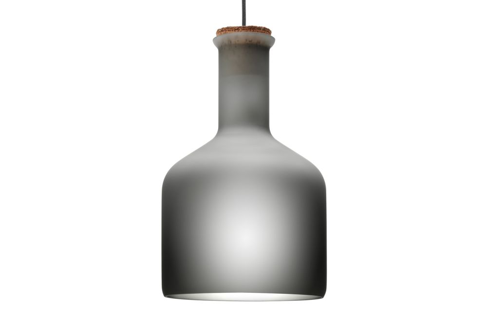 Labware Cylindrical Pendant Light by Authentics