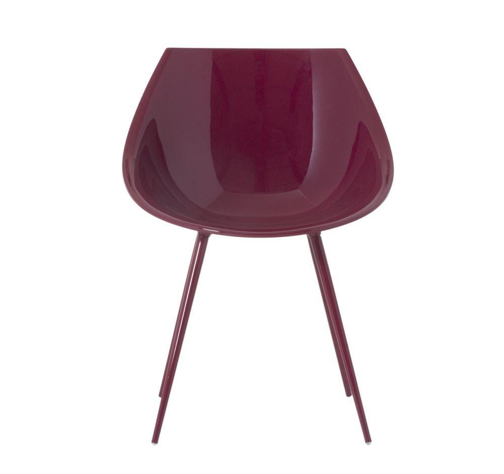 Lagò Lacquered Chair by Driade