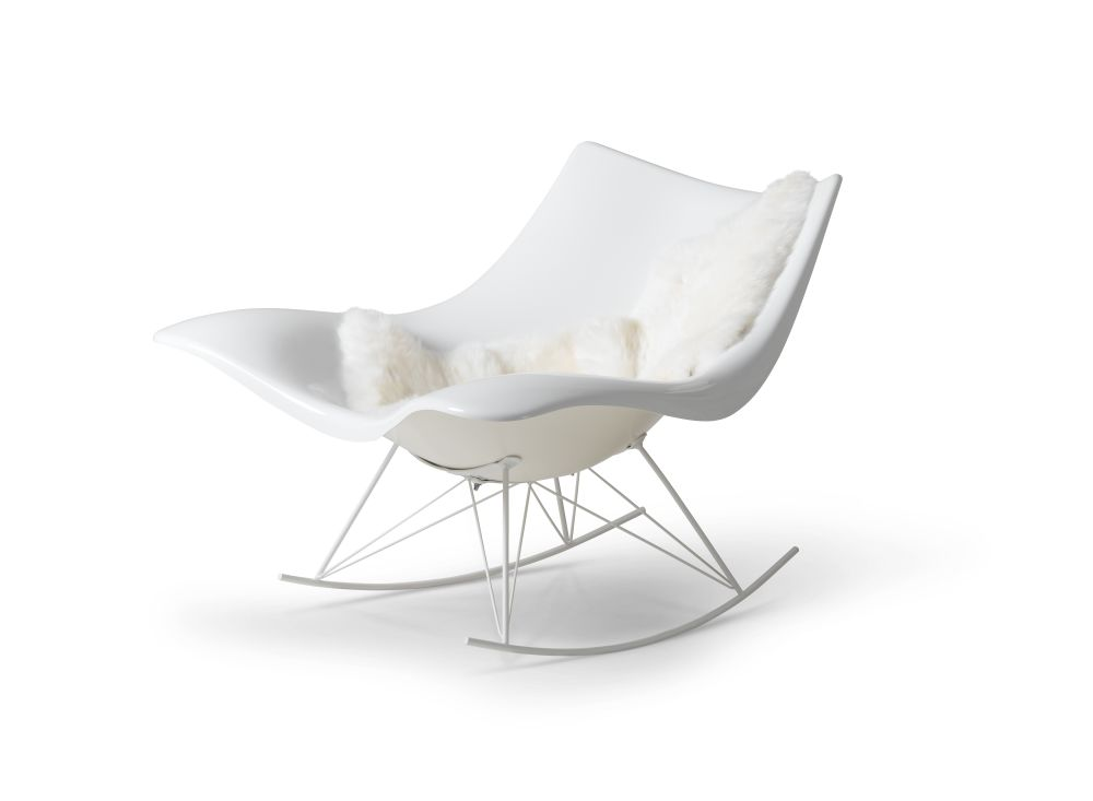 Lambskin for Stingray by Fredericia
