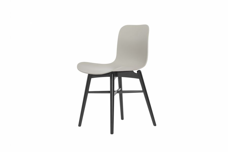 Langue Original Dining Chair, Black by NORR11
