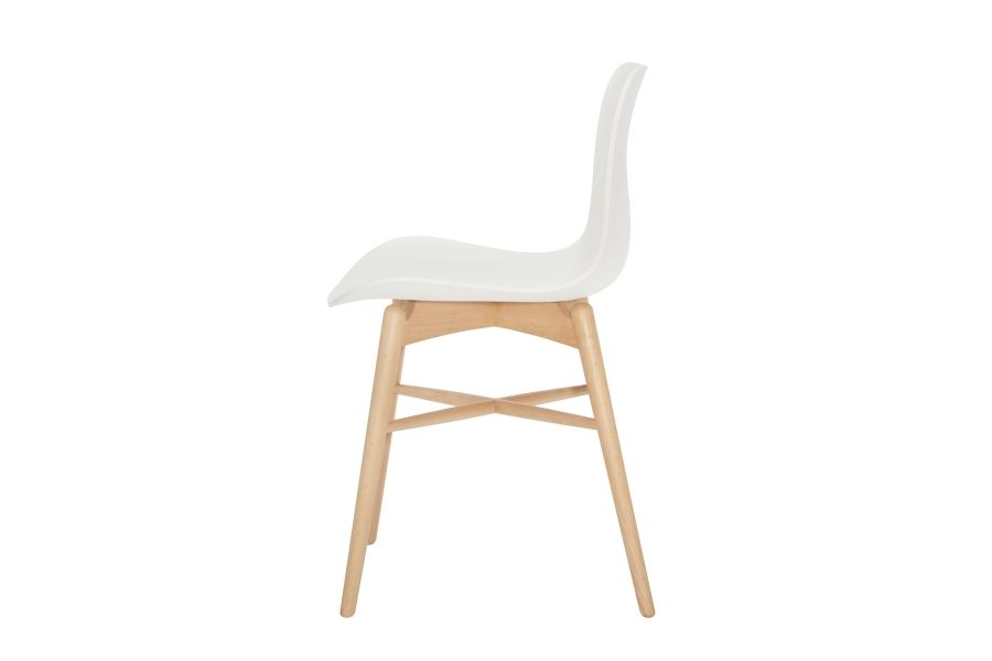 Langue Original Dining Chair, Natural by NORR11