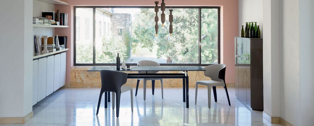 View more imagesLC6 Dining Table   Limited Edition by Cassina. Corbusier Lc6 Dining Table. Home Design Ideas
