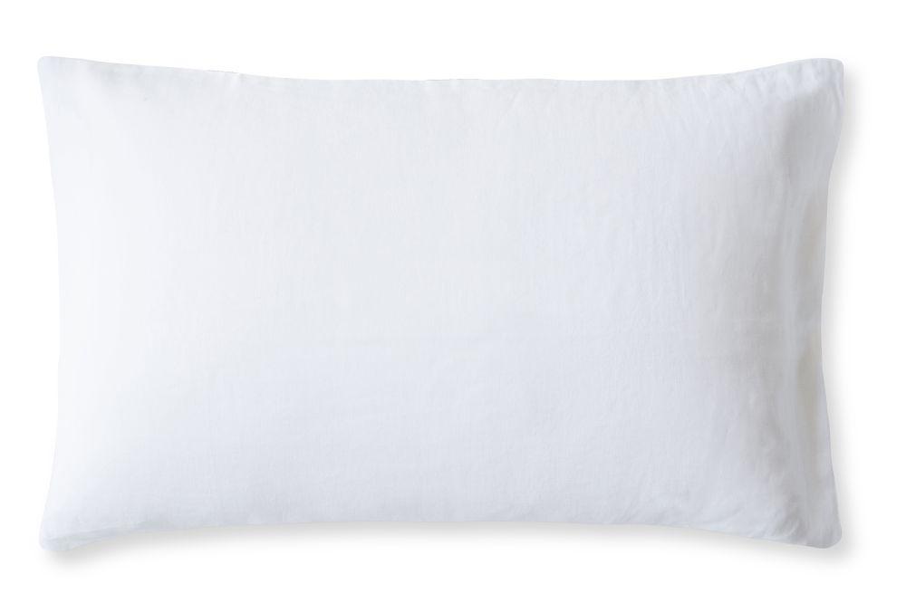 Linen Pillowcase by The Linen Works