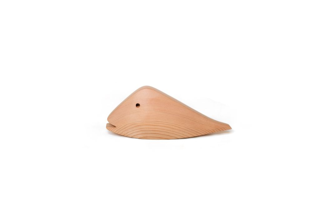 Livo Wooden Fish by INTERNOITALIANO