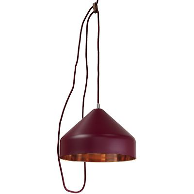 Lloop Copper Bordeaux