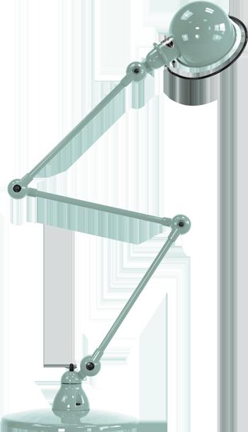 Loft Three Arm Desk Lamp by Jielde