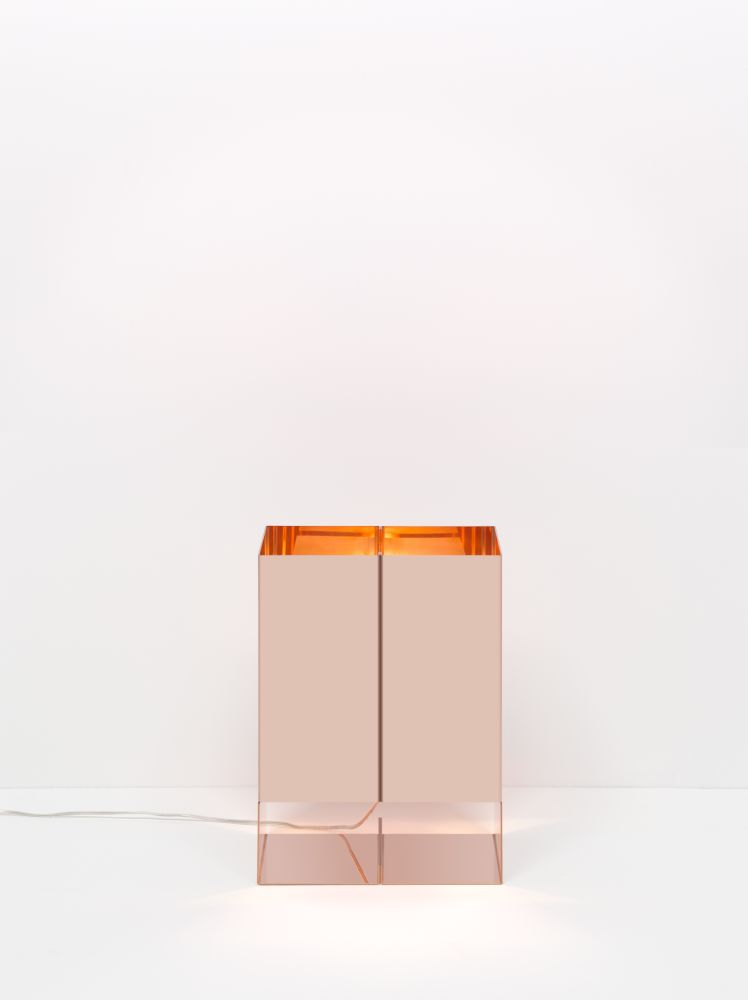 LT02 Seam Two Table Lamp by e15