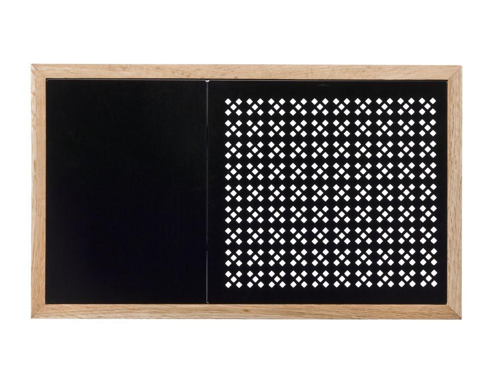 MAGNETIC BOARD - SMALL / BLACK