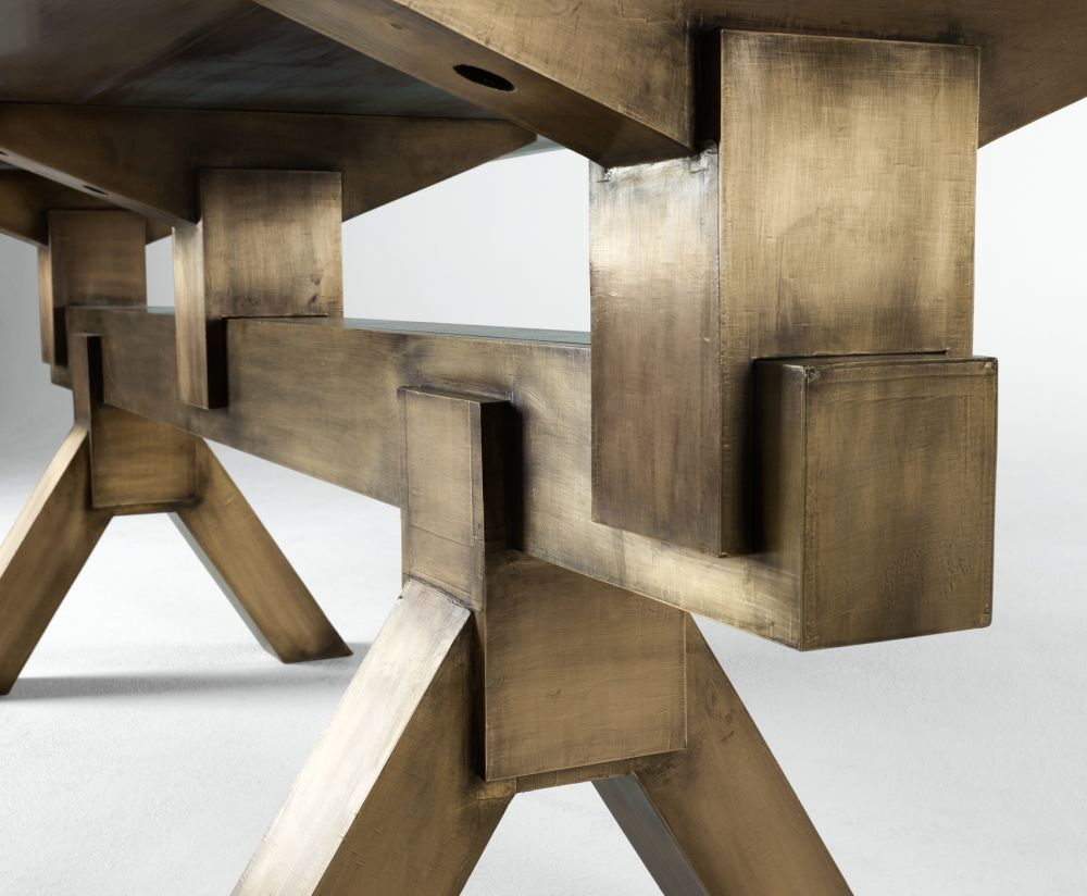 Mass Dining Table by Tom Dixon