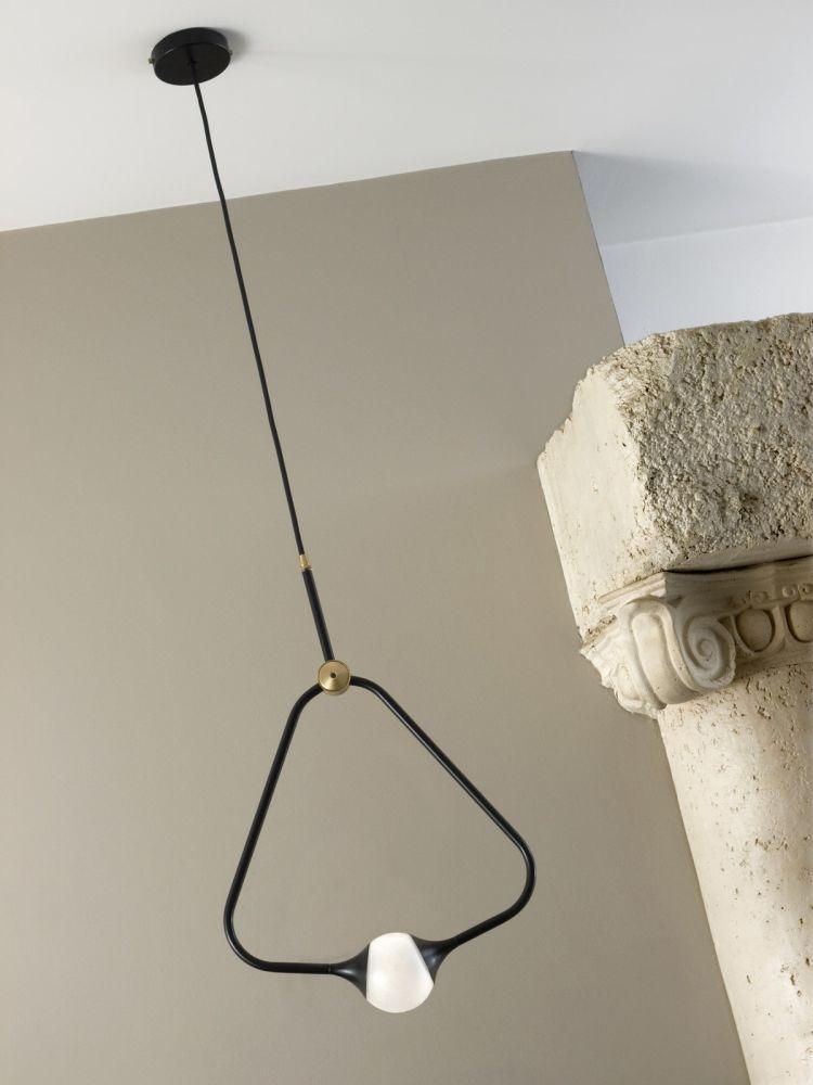 Medal Pendant Light by Intueri Light