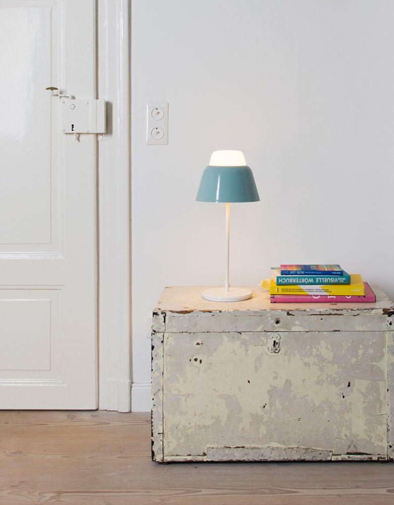 Modu Table bluegray