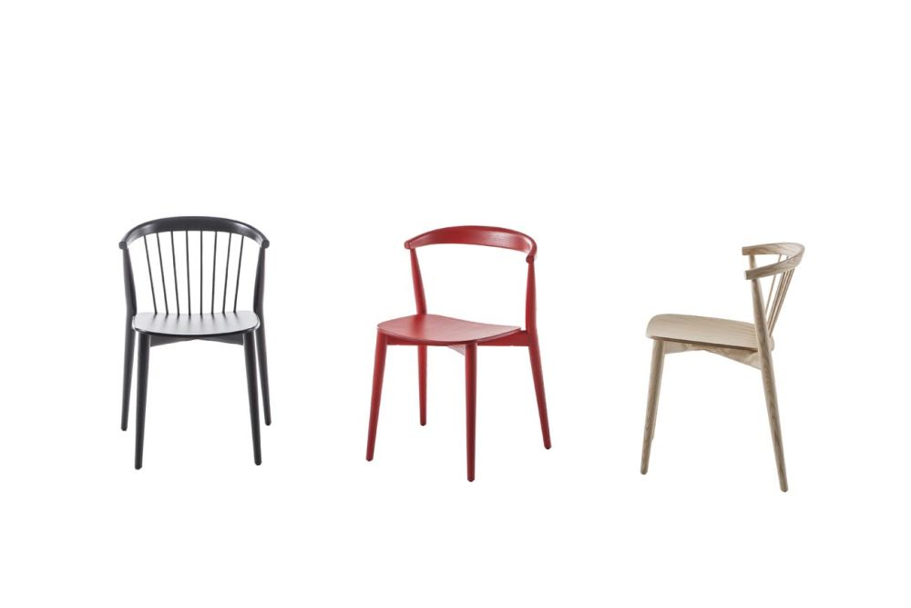 Newood Dining Chair by Cappellini