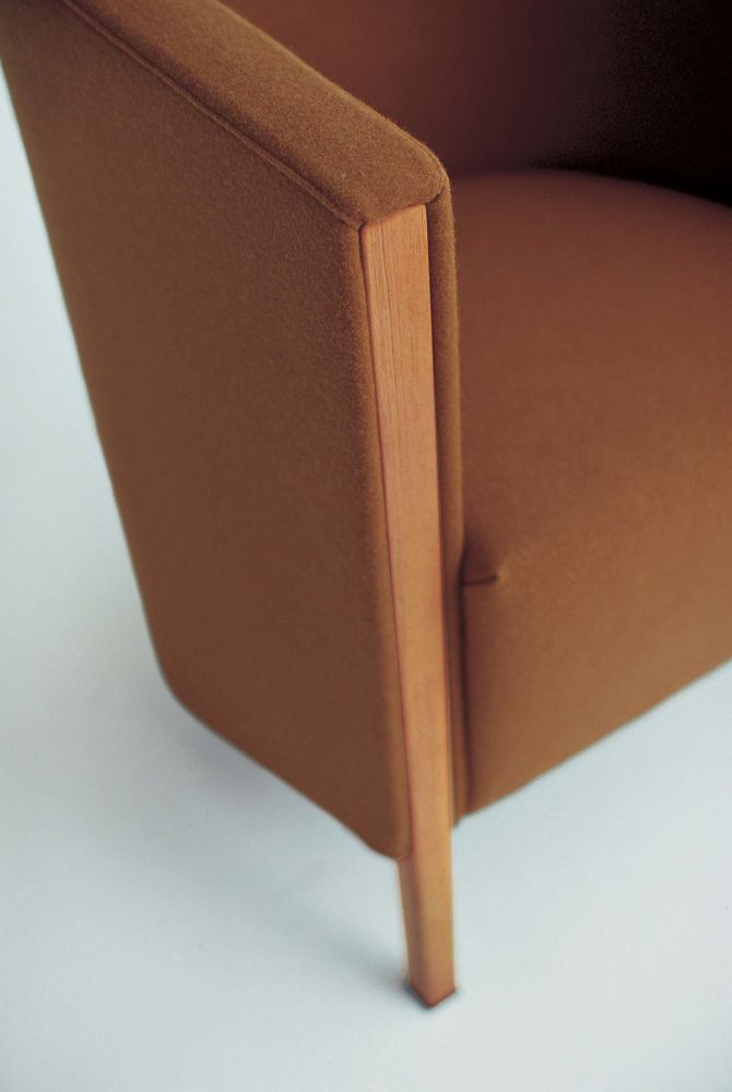 Novecento Small Armchair by Moroso