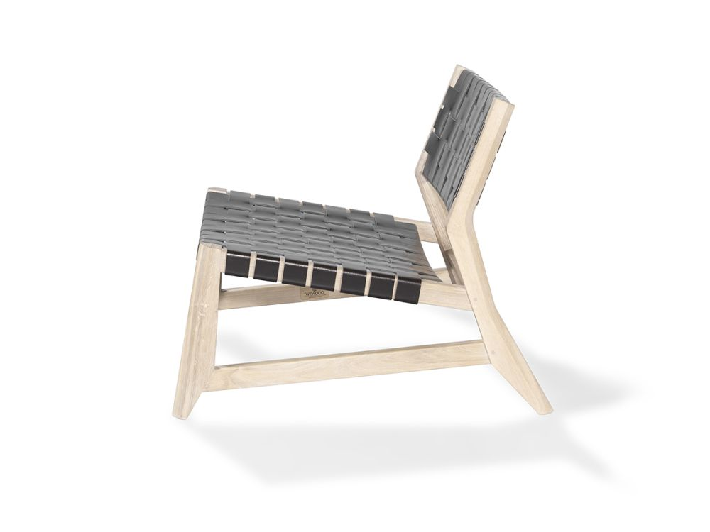 Odhin Lounge Chair by Wewood