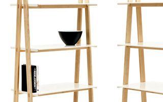 One Step Up Bookcase by Normann Copenhagen