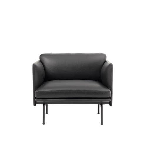 Outline Studio Chair by Muuto