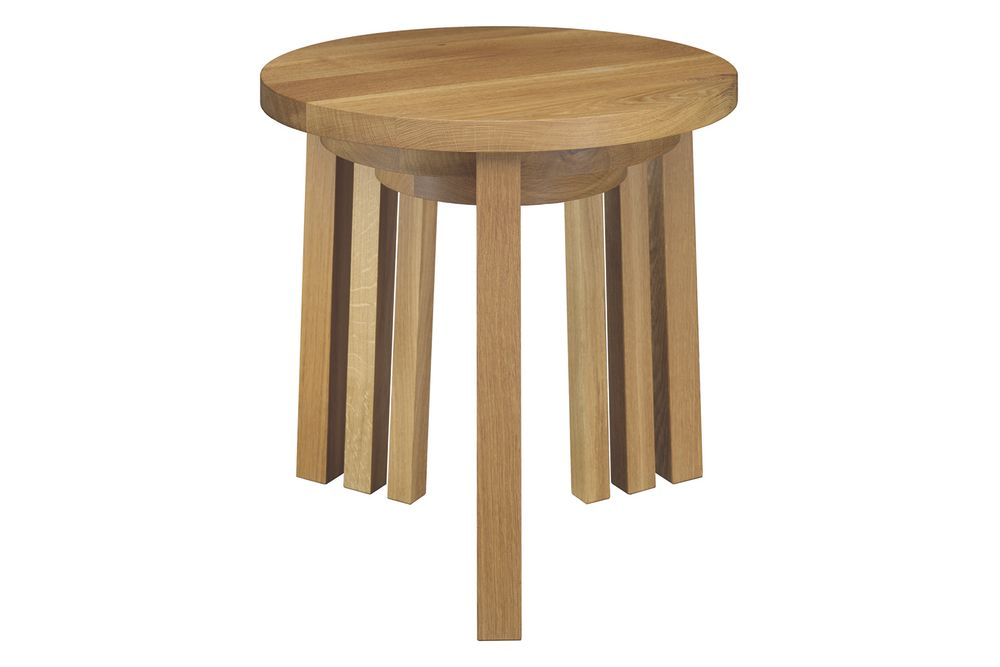 PA03 Alex Stackable Side Table - Set of 3 by e15