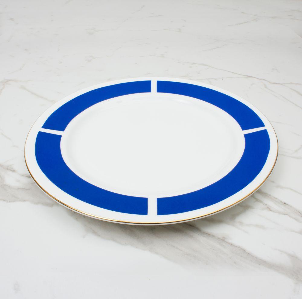 PALLADIAN DINNER PLATE  by CUSTHOM