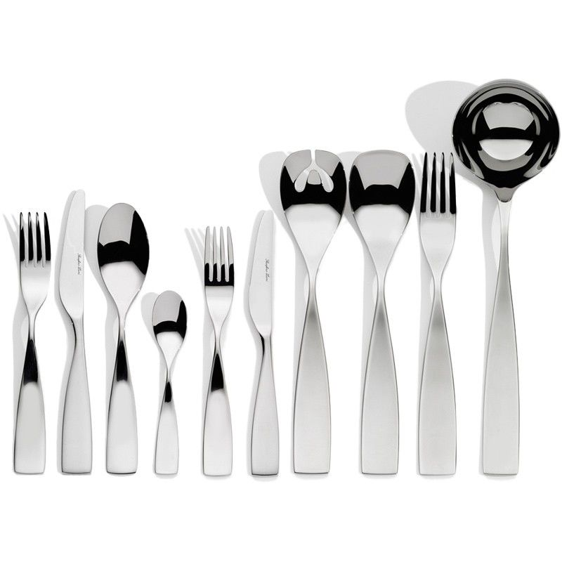 Paris Cutlery Set - 76 pieces by Serafino Zani