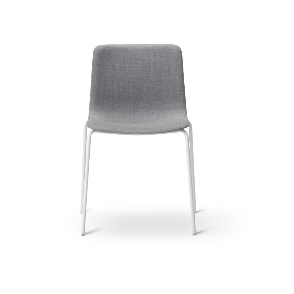 Pato 4 Leg Chair Fully Upholstered by Fredericia