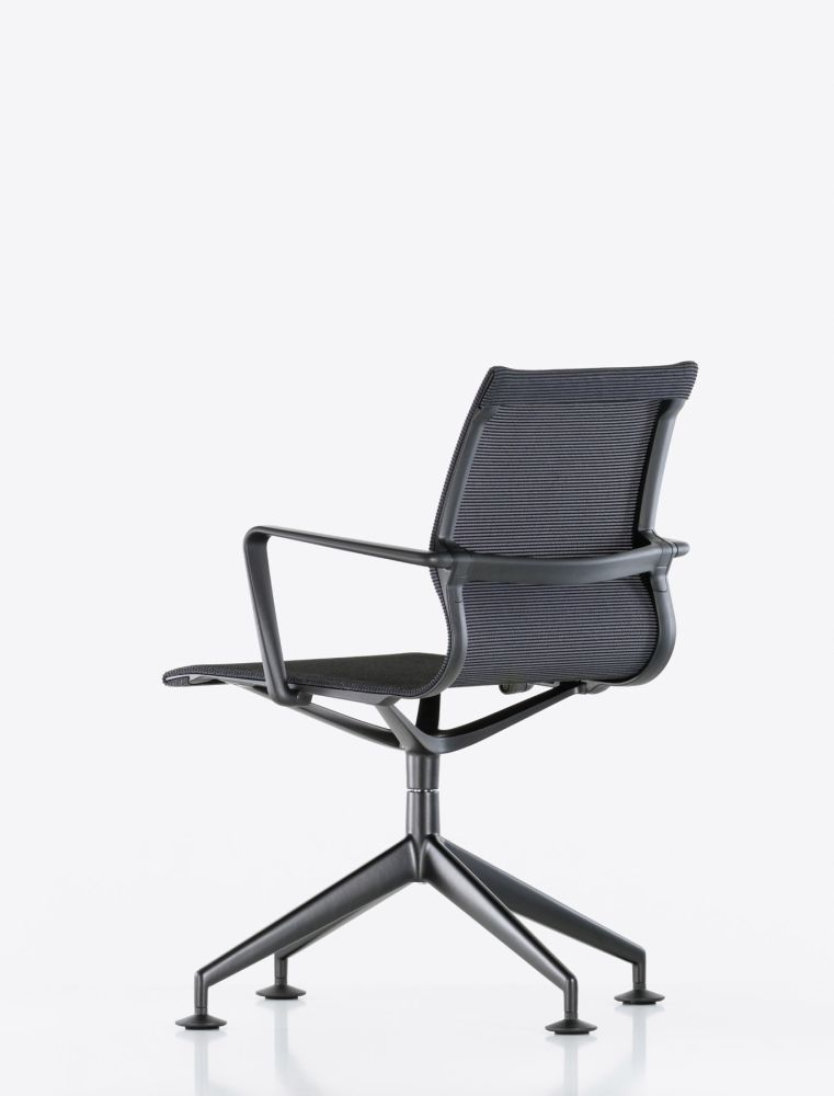 Physix Four-star base Conference by Vitra