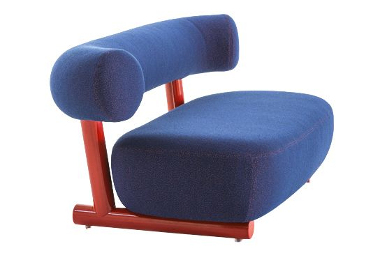 Pipe Settee by Moroso