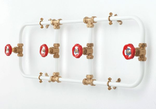 Coat Rack (White)