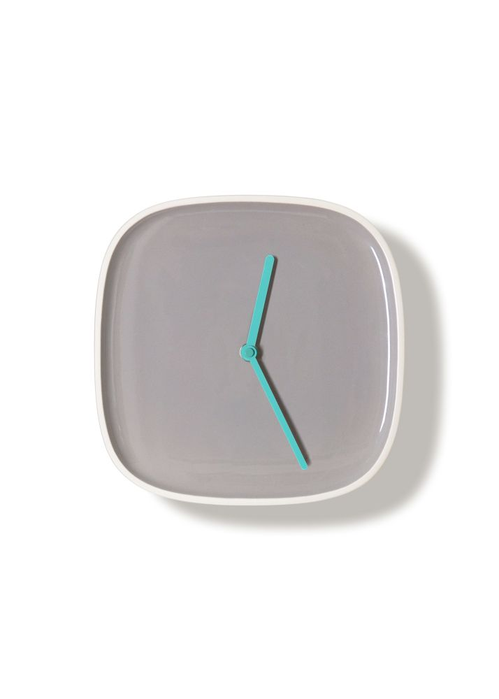 PLATE | Clock by TEO