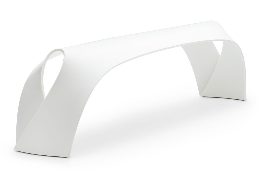 Pleat Bench by Made in Ratio