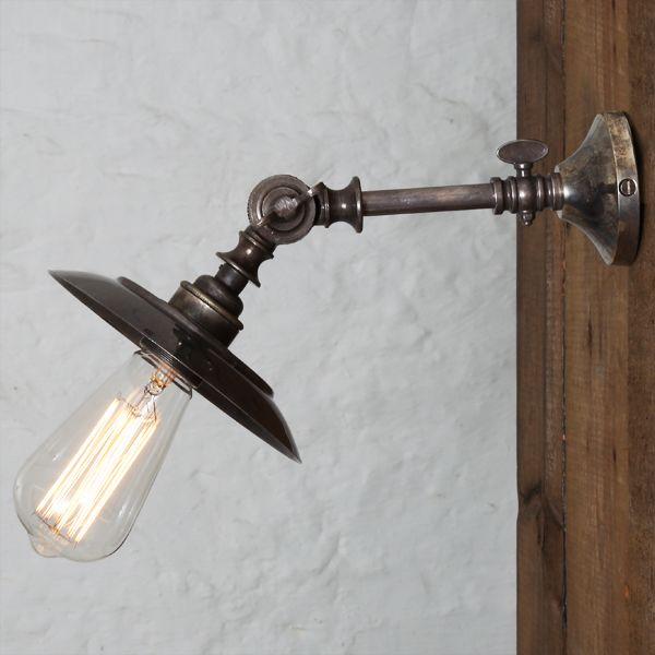 Porter Industrial Wall Light