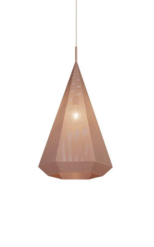 Priamo 197/22 Pendant Light by GIBAS