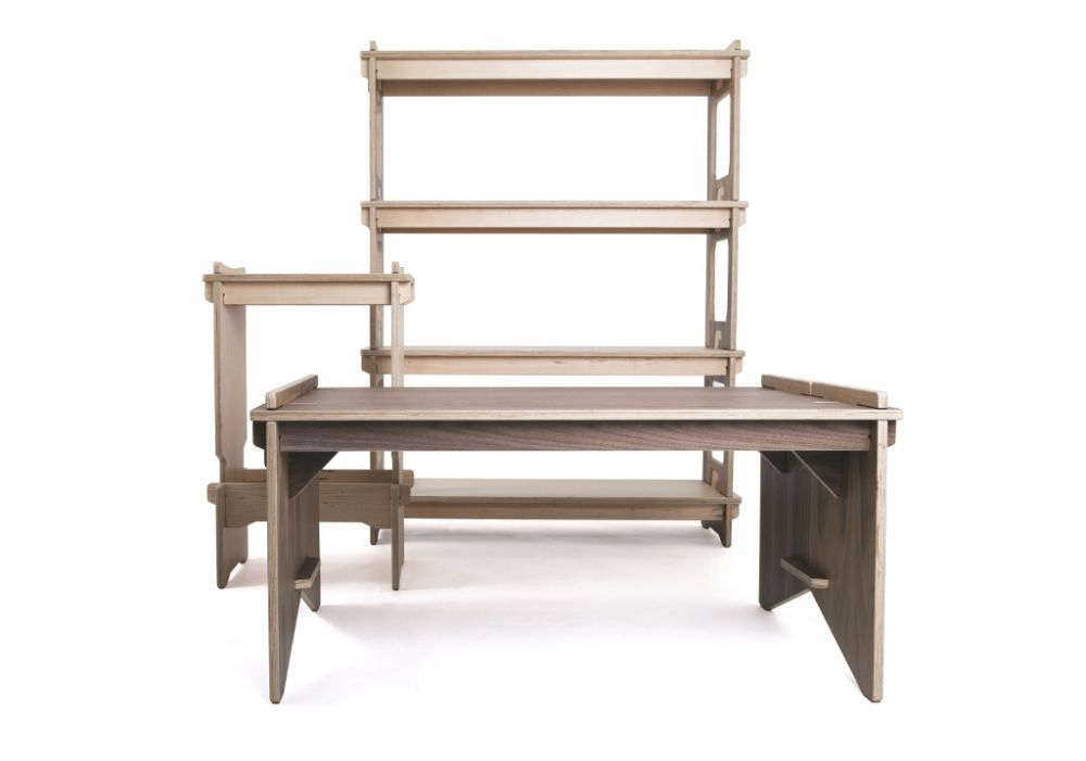 Prima Coffee Table by Wayfarer Furniture