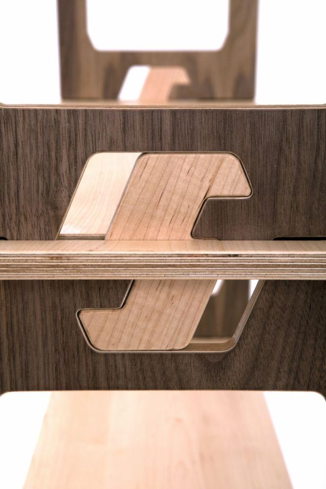 Prima Display Unit by Wayfarer Furniture