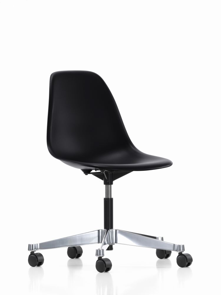 Eames Plastic Side Chair pscc eames plastic side chair by vitra
