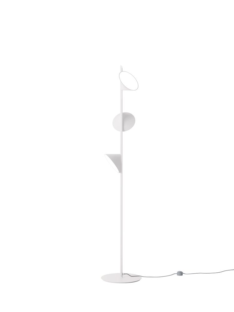 sc 1 st  Clippings & PT Orchid Floor Lamp White by Rainer Mutsch for Axo Light