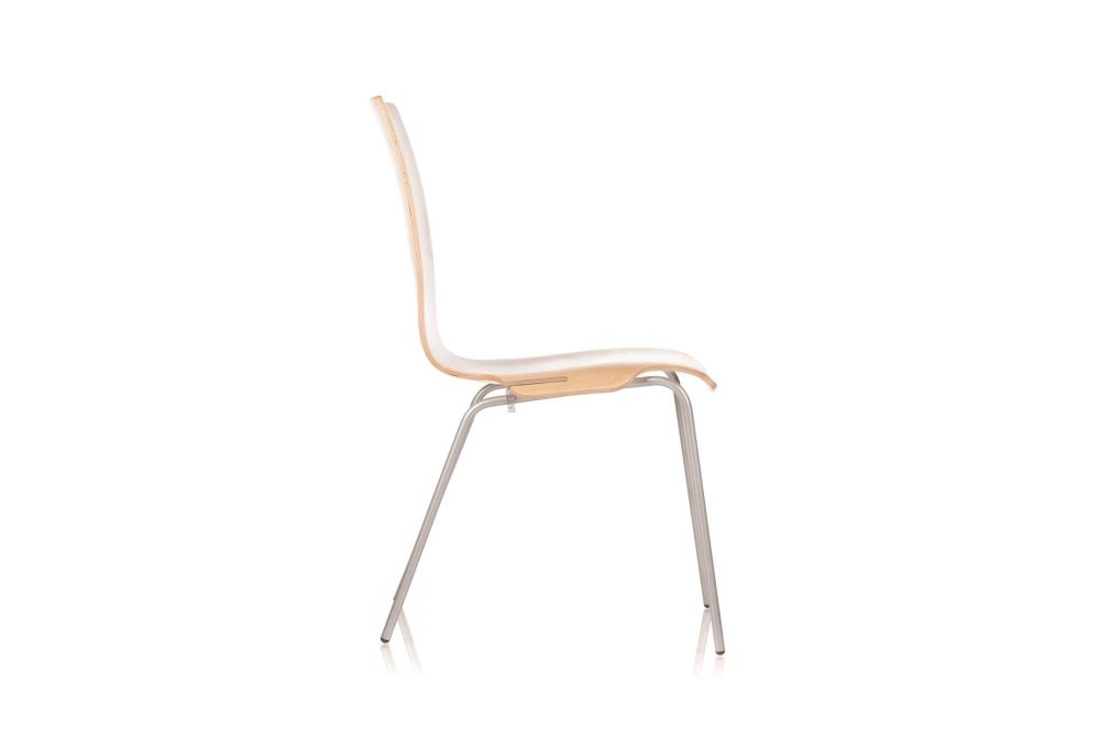 Puzzle Stacking Chair by RIGA CHAIR