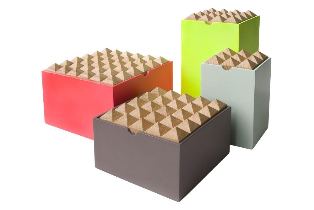 Pyramid Medium Box by MOXON London