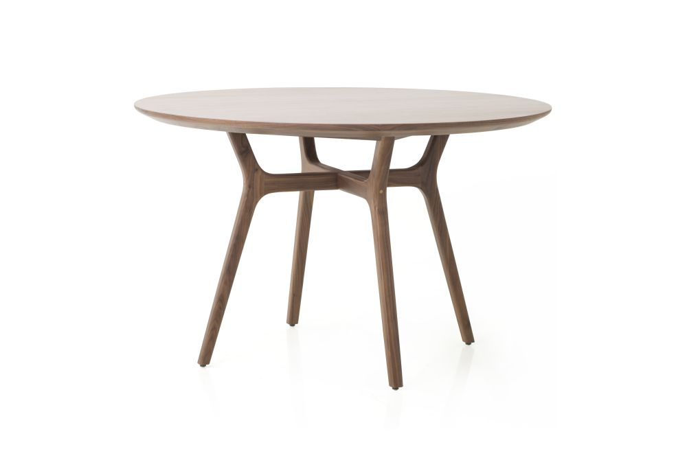 Rén Round Dining Table C1100 by Stellar Works