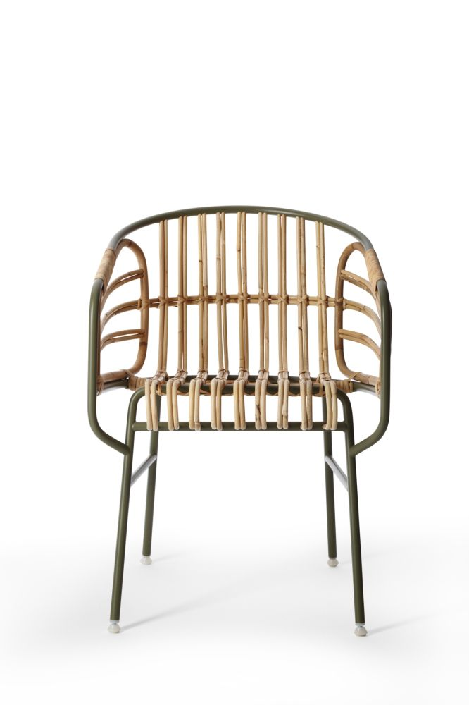 Raphia Armchair by Casamania