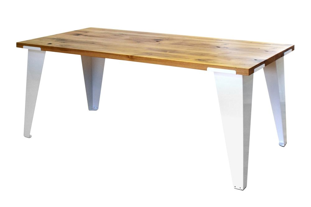 Reclaimed French Oak Dining Table by Jam Furniture