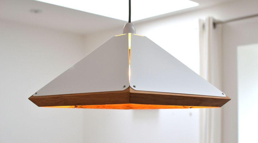reclaimed lighting. This Stylish Pendant Lamp Is Made From Reclaimed Material French Railway Wagons. Lighting