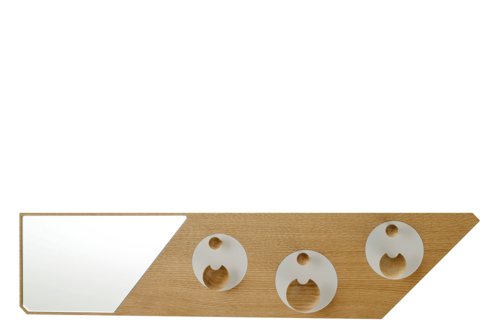 Regola Coat Hanger by Colé Italian Design Label