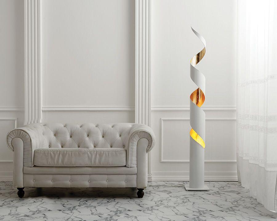 Remì 139/61 Floor Lamp  by GIBAS