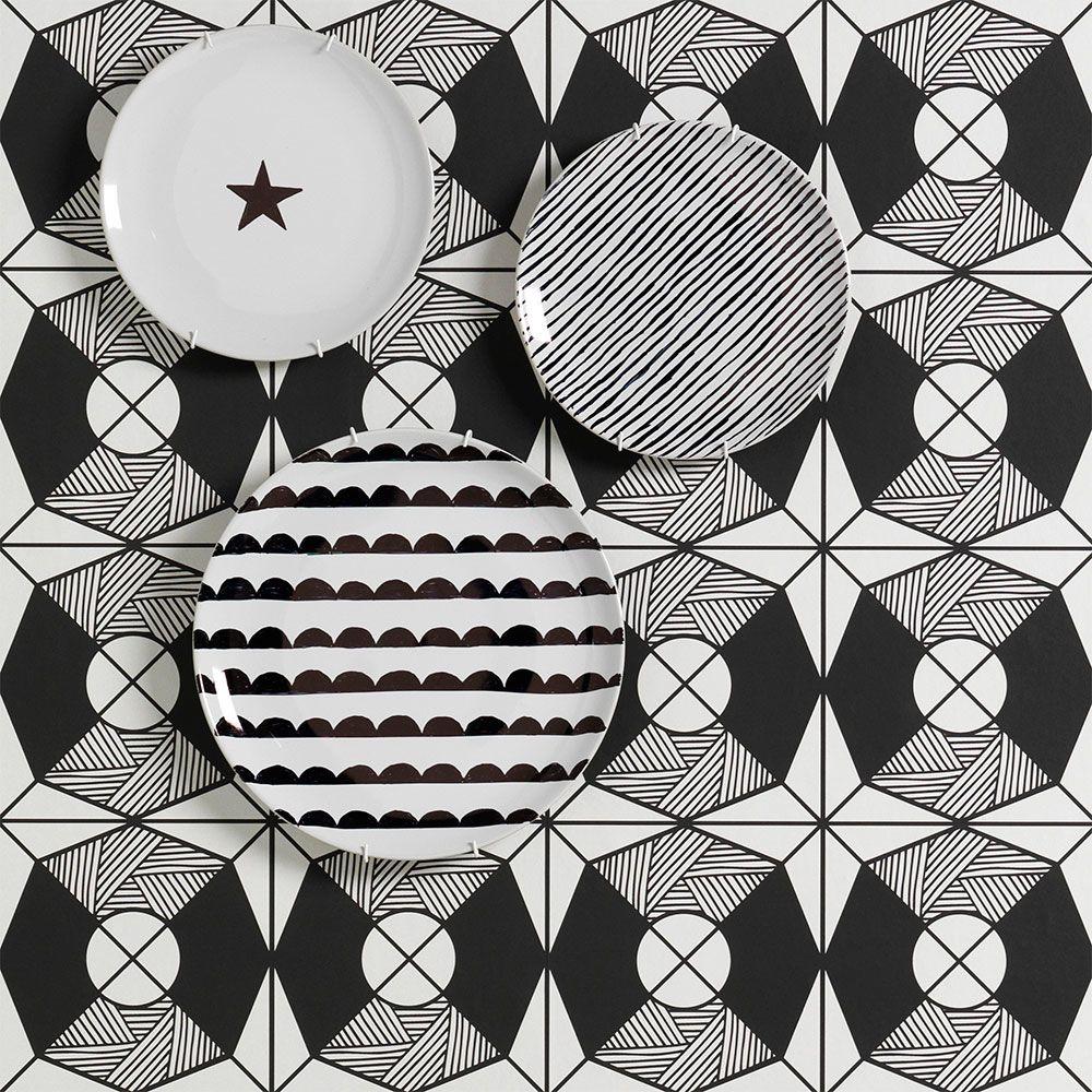 Riad Wallpaper by Sian Elin