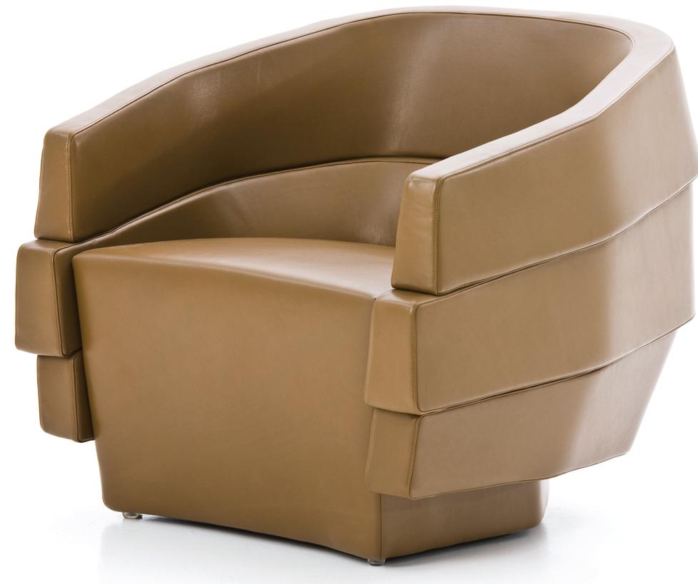 Rift Armchair by Moroso