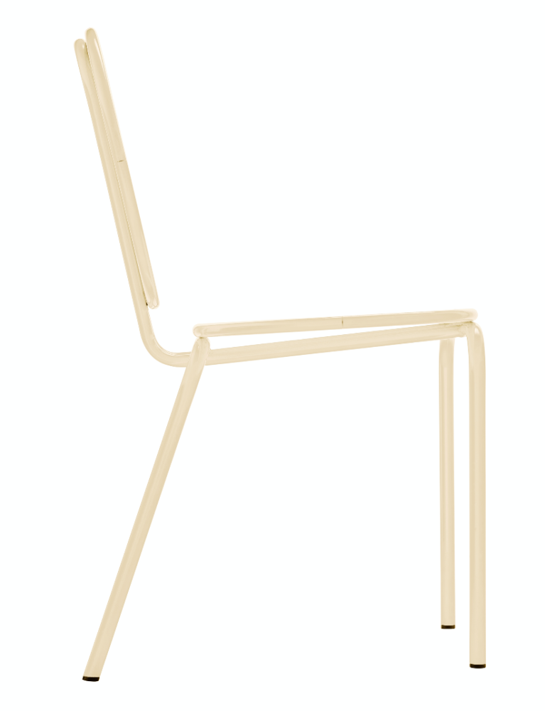 Roll Chair Beige
