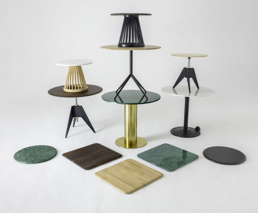 Roll Table by Tom Dixon