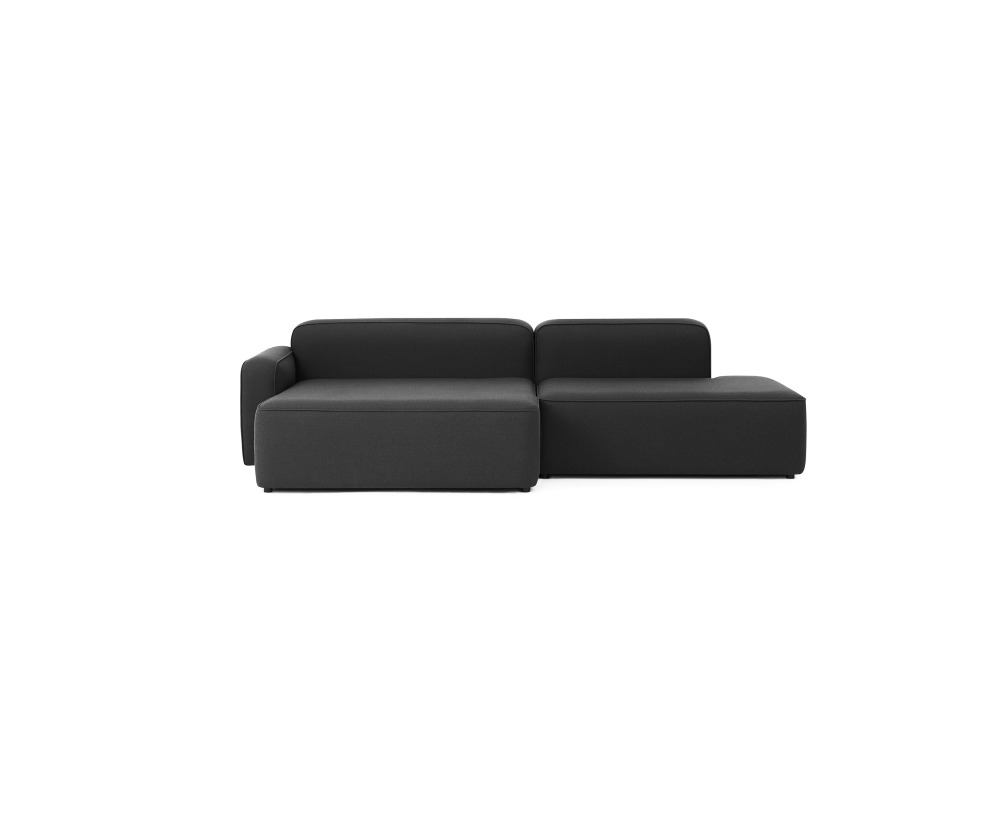 Rope Modular Sofa 340 Wide Open Right Side by Normann Copenhagen