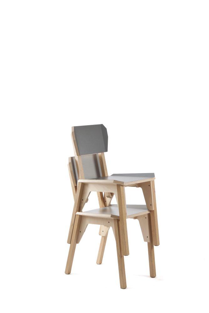 S-Chair by Vij5