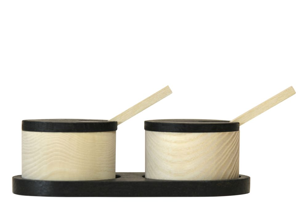 Salt and Pepper Pots by Tanti Design